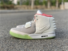 "Authentic Kanye West x Nike Air Yeezy 2 ""Grey/pink yeezy"""
