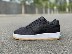 Authentic CLOT x fragment design x Nike Air Force 1