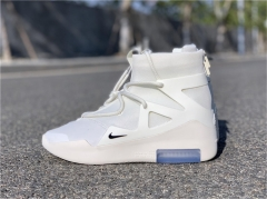 "Authentic Nike Air Fear of God 1 ""Sail"""