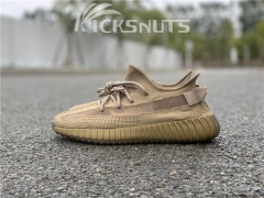 "Authentic Yeezy Boost 350 V2 ""Marsh"""
