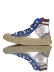 "Super max perfect Converse Chuck Taylor All Star High""Translucent Mesh""1970"