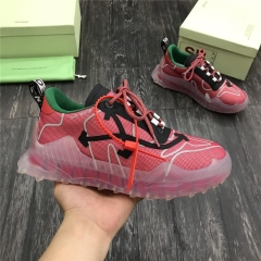 OFF WHITE OW FW Brand Shoes