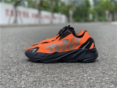 "Authentic adidas Yeezy Boost 700 MNVN"" Orange"""