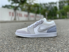 "Authentic Air Jordan 1 Low ""Paris"""