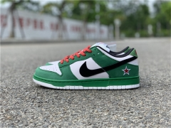 Authentic Nike Dunk SB low Heineken