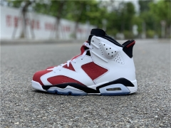 "Authentic Air Jordan 6 ""Carmine"""
