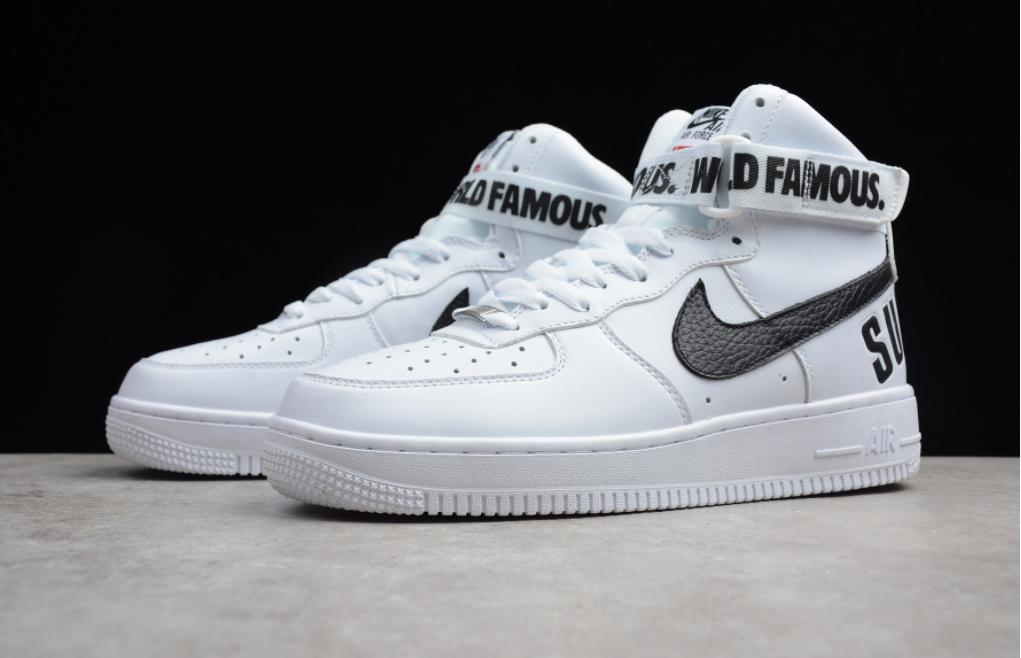 b27cabb96 Authentic Nike Air Force 1 X Supreme Men And Women Shoes