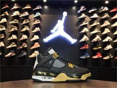 "Super max perfect Air Jordan 4 Retro ""Wings "" (98.5%Authentic) (good quality ,no worry)"
