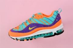 "Super max perfect Nike Air Max 98 QS ""Cone""(98%Authenic)"