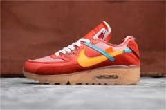 "Authenitc Off -White x Nike Air Max 90 ""Ow"""
